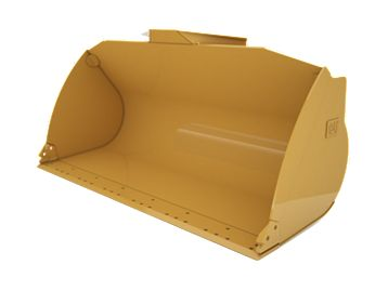 2.7 m3 (3.5 yd3), Pin On - General Purpose Buckets - Performance Series