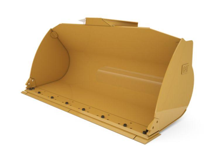 Buckets - Loader - 2.5 m3 (3.3 yd3), Pin On, Bolt-On Cutting Edge