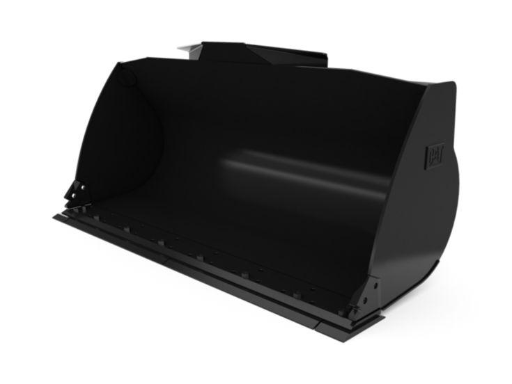 Buckets - Loader - 1.9 m3 (2.5 yd3), Fusion™ Coupler, Bolt-On Cutting Edge