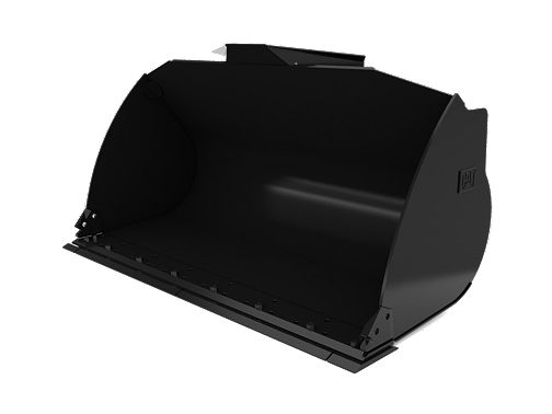 2.5 m3 (3.2 yd3), Fusion™ Coupler, Bolt-On Cutting Edge - General Purpose Buckets - Performance Series
