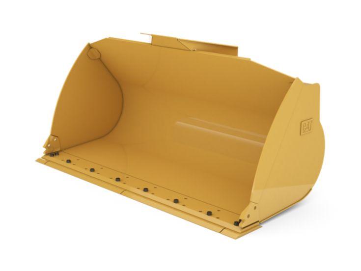 Buckets - Loader - 2.7 m3 (3.5 yd3), Pin On, Bolt-On Cutting Edge