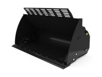 4.1m3(5.4yd3), Fusion™, 볼트 연결식 커팅 엣지