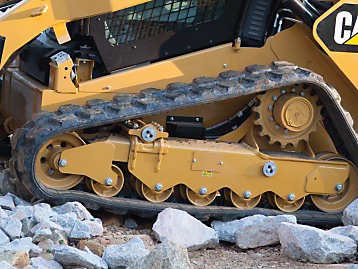 Cat | Compact Loader Maintenance | Caterpillar