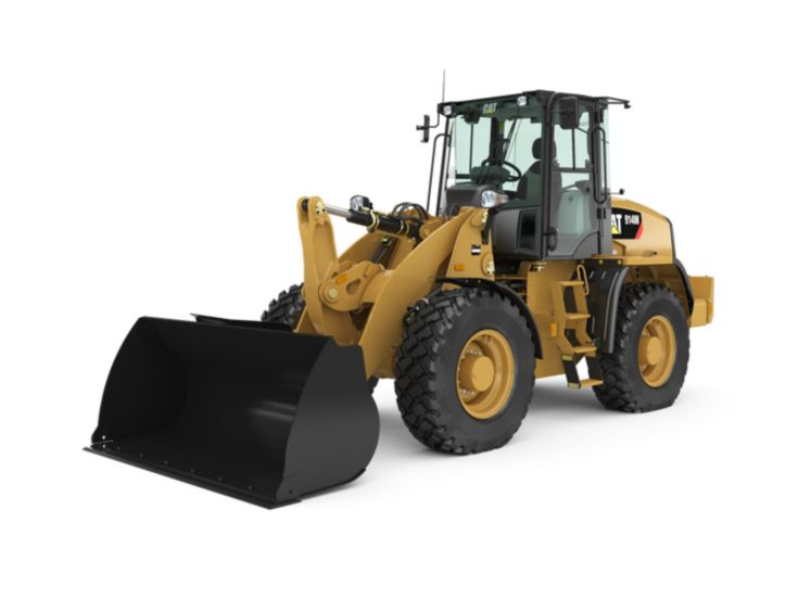 Compact Wheel Loaders - 914M