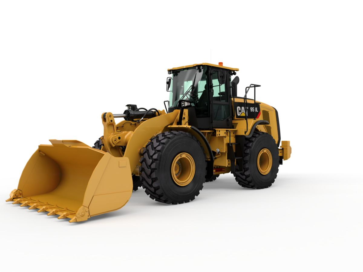 950L Wheel Loaders