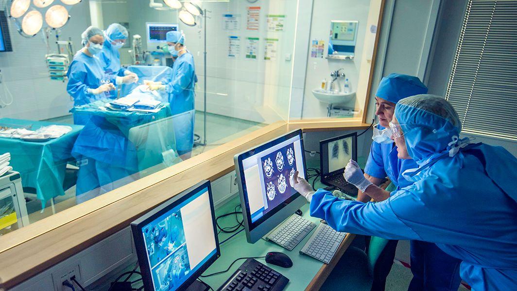 Énergie pour les hôpitaux | Alternateurs