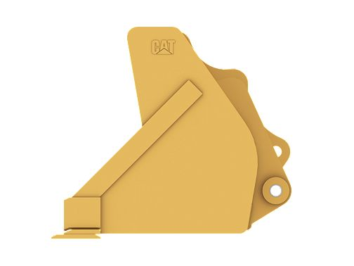 1.0 m3 (1.25 yd3), Pin On, Bolt-On Cutting Edge - General Purpose Buckets