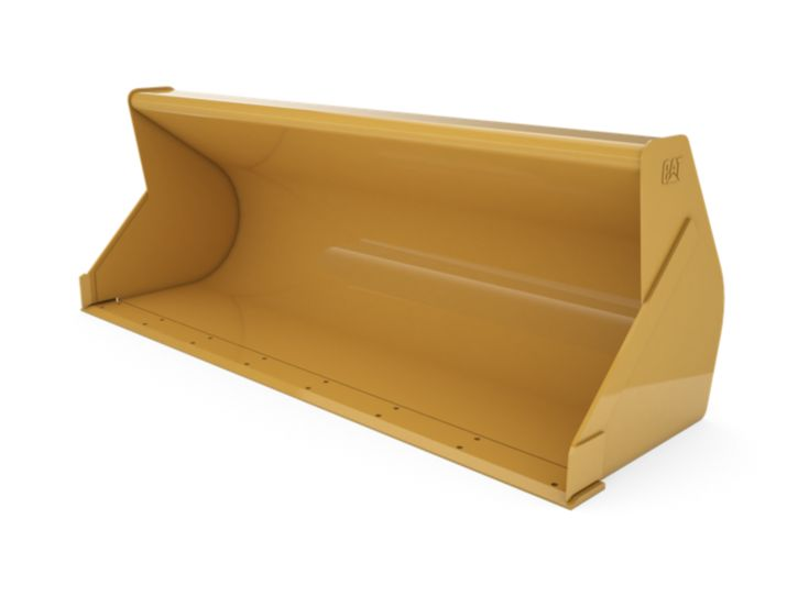 Buckets - Backhoe Front - 0.95 m3 (1.2 yd3), Pin On