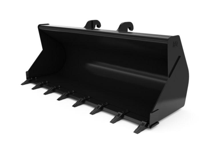 Buckets - Backhoe Front - 0.95 m3 (1.25 yd3), IT Coupler, Bolt-On Teeth