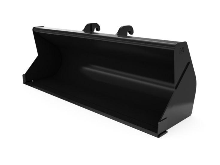 Buckets - Backhoe Front - 1.0 m3 (1.31 yd3), IT Coupler