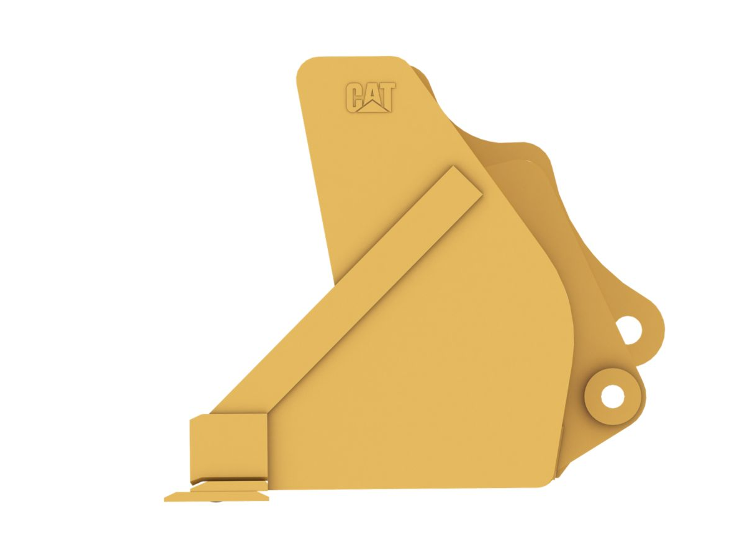 Gallery 1.0 m3 (1.3 yd3), Pin On, Bolt-On Cutting Edge