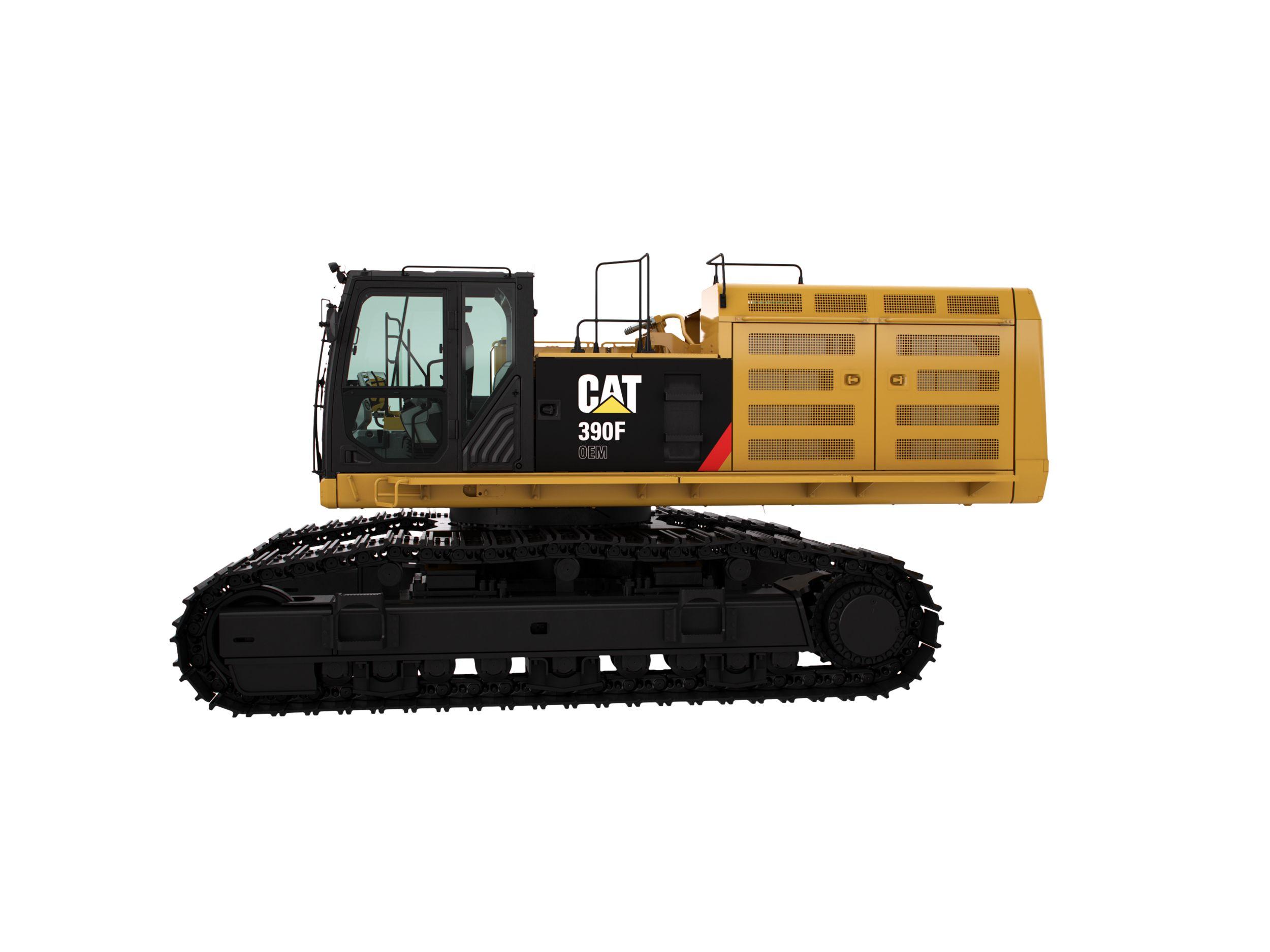 390F Frontless Excavator