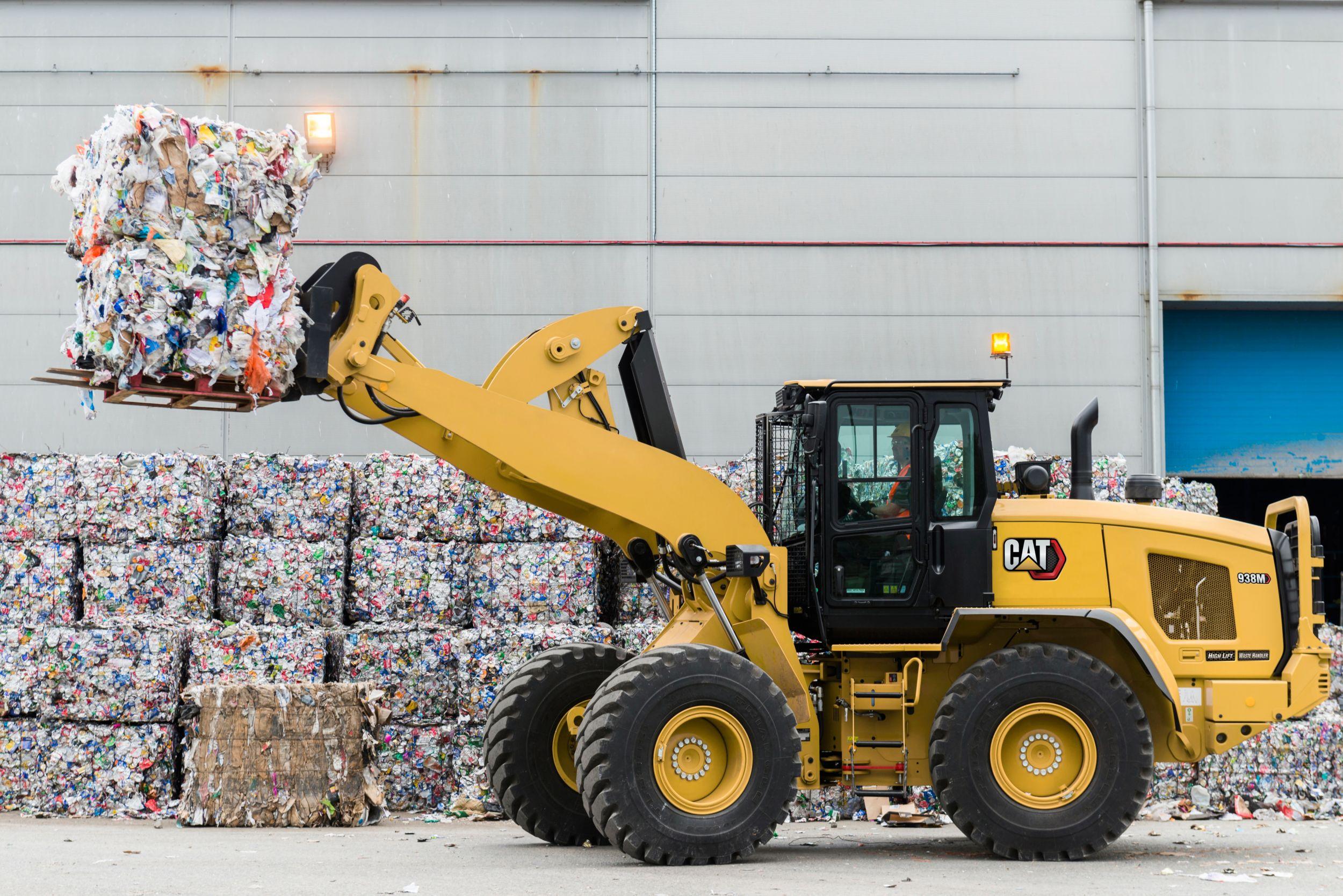 938M Waste Handler>