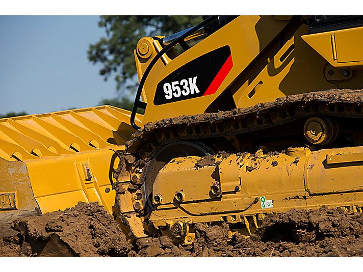 Cat | 953K Track Loader | Caterpillar