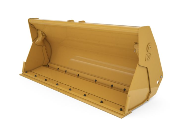 Buckets - Backhoe Front - 1.0 m3 (1.3 yd3) Pin On, Bolt-On Cutting Edge