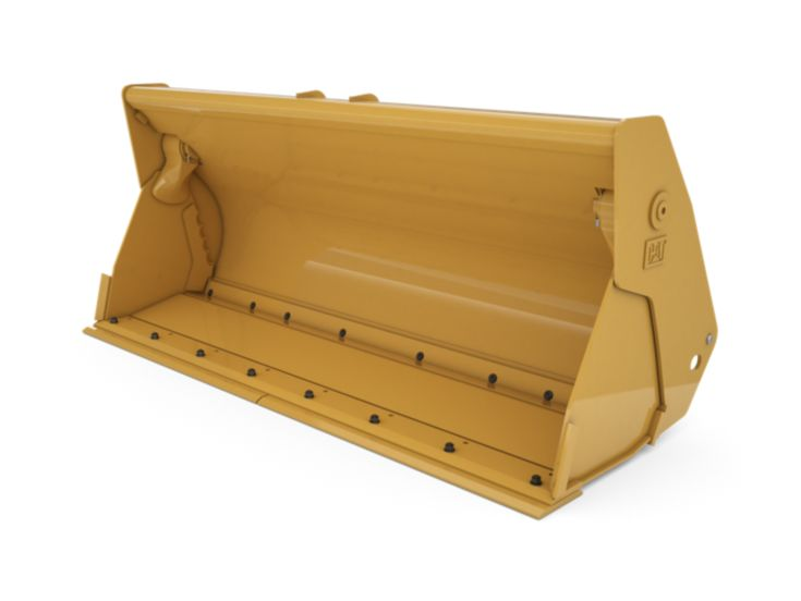 Buckets - Backhoe Front - 1.03 m3 (1.35 yd3) Pin On, Bolt-On Cutting Edge