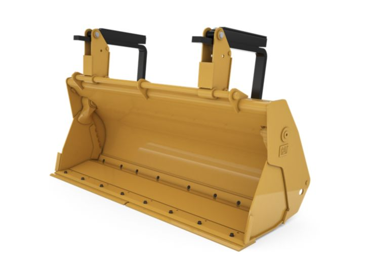 Buckets - Backhoe Front - 1.1 m3 (1.4 yd3) Pin On, Bolt-On Cutting Edge