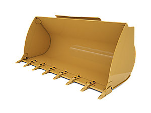 1.5 m3 (1.9 yd3) General Purpose Buckets - Performance Series with bolt-on teeth