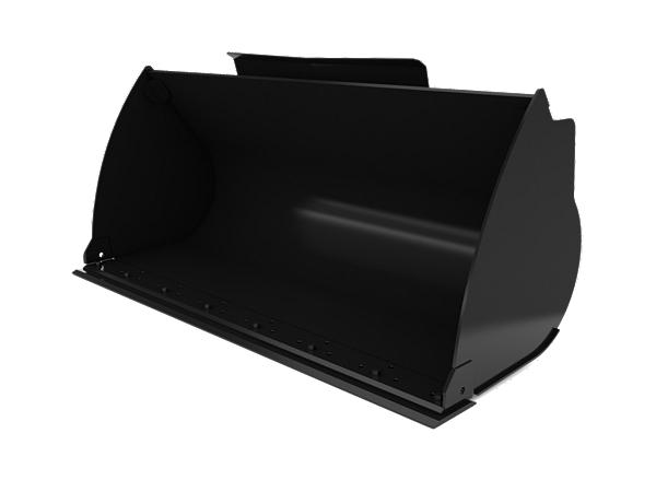 铲斗 - 紧凑型轮式装载机