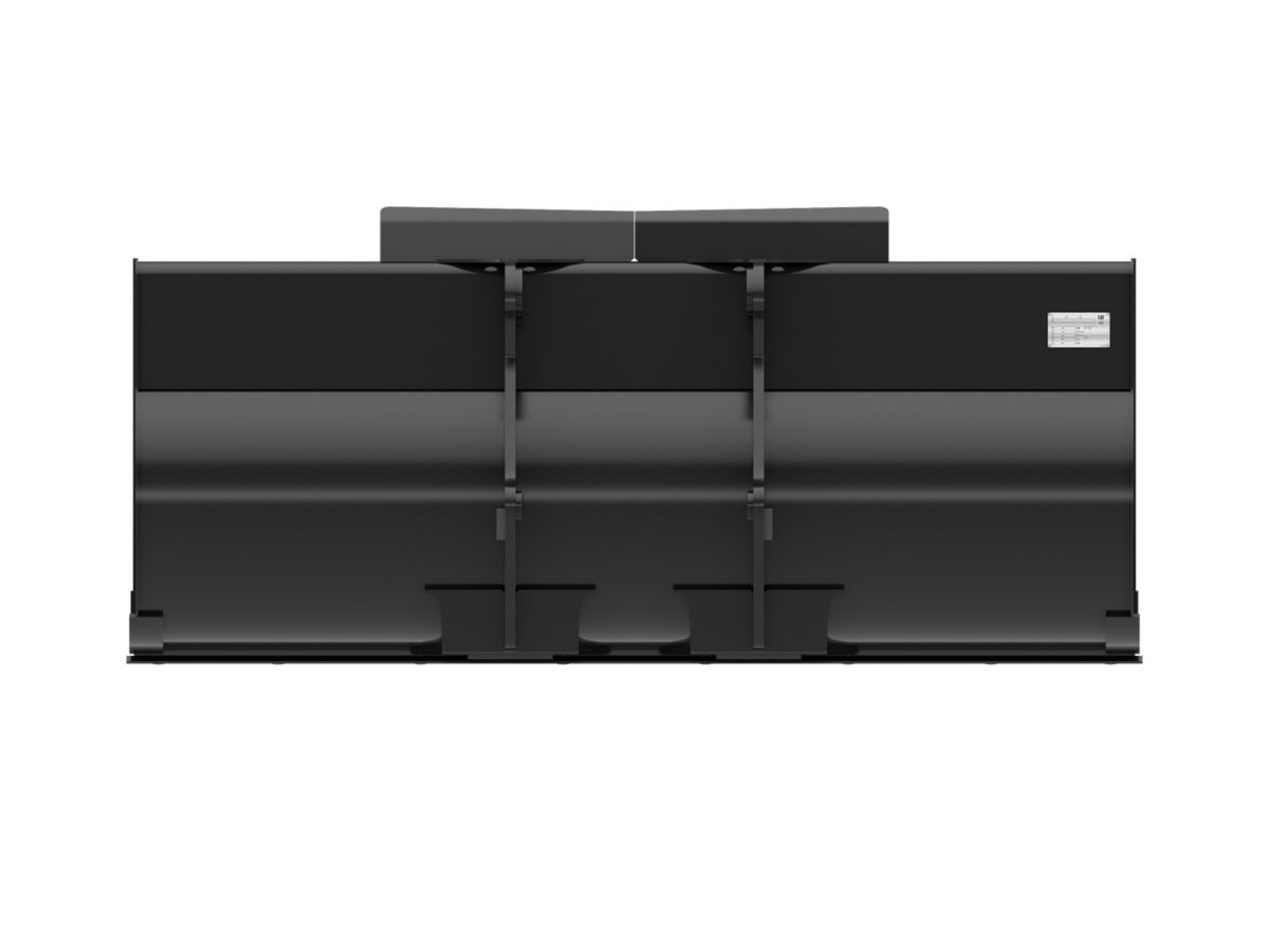 Gallery 1.3 m3 (1.7 yd3), IT Coupler, Bolt-On Cutting Edge