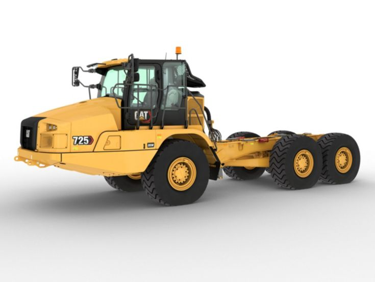 Articulated Trucks - 725C2 Bare Chassis