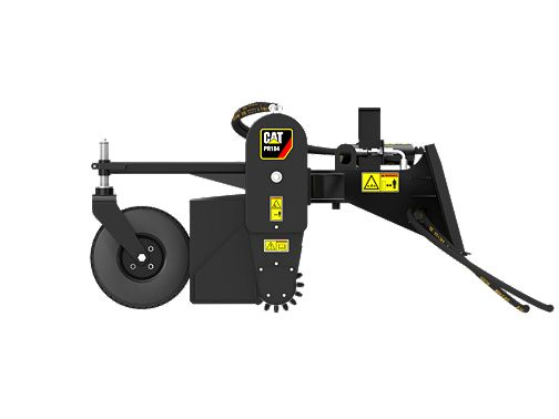 PR184 Manual Angle - Power Box Rakes