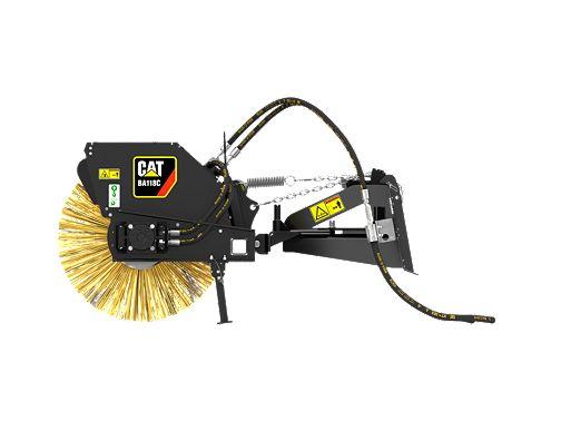 BA118C Manual - Angle Brooms