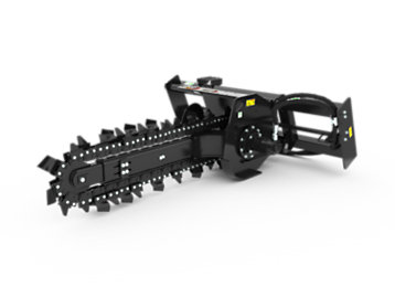 Foto del T9B Manual Trencher with combo teeth