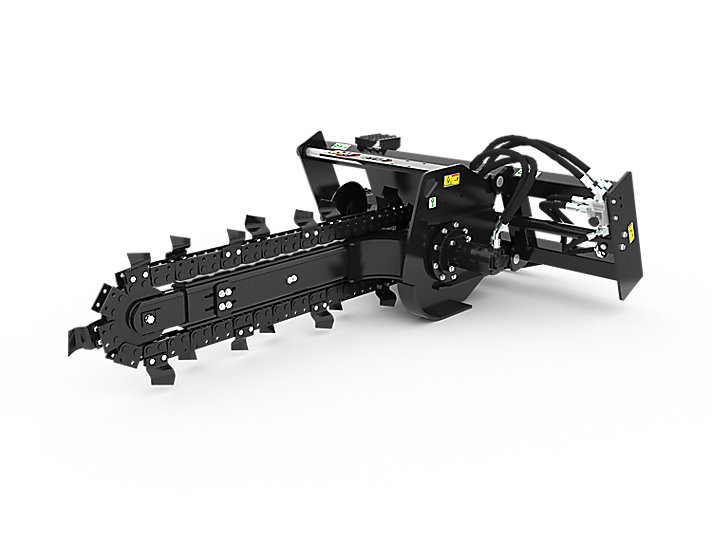 T9B Hydraulic Trencher with standard teeth | Caterpillar - Cat