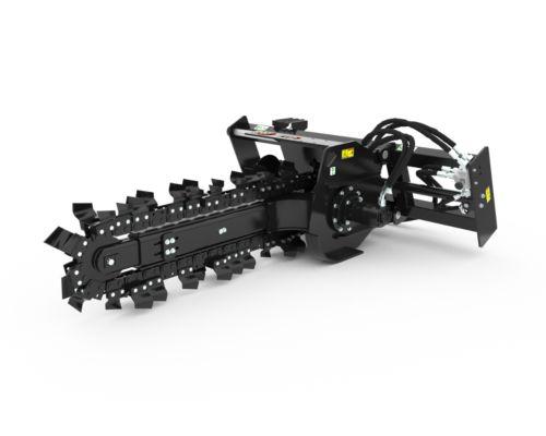 Gallery T9B Hydraulic Side Shift