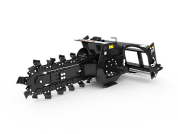 Foto del T6B Manual Trencher with standard teeth