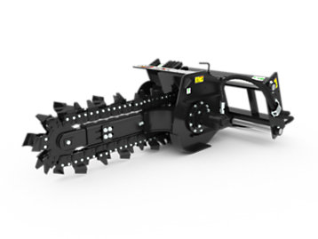 Foto del T6B Manual Trencher with combo teeth