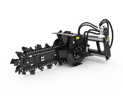 Gallery T6B Hydraulic Side Shift