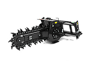 T6B Manual Trencher with rockfrost teeth