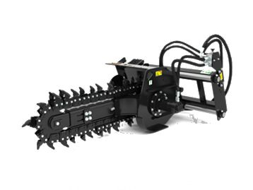 T6B Hydraulic Side Shift - Trenchers