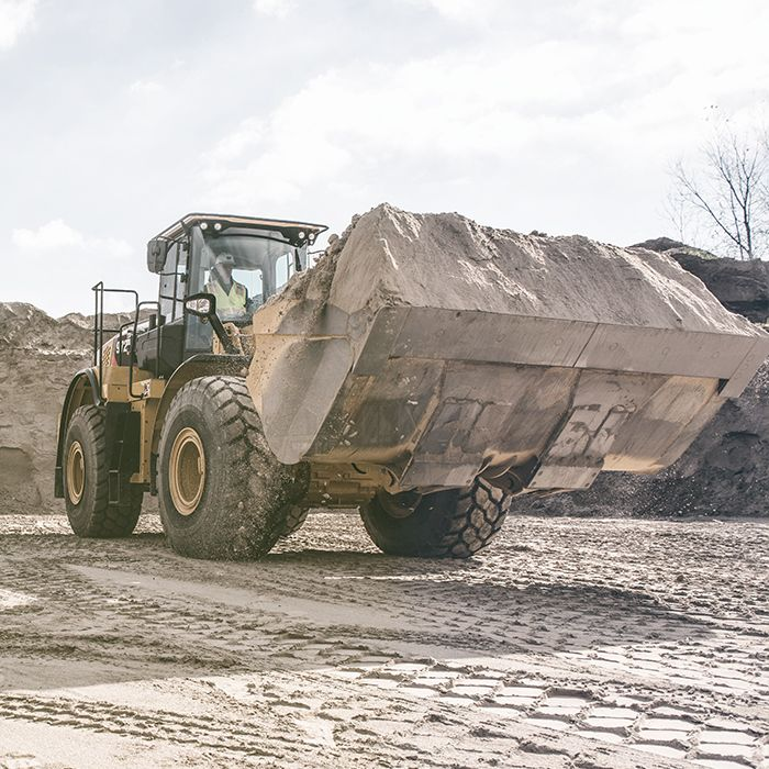 4.9% for 48 Months on Used Equipment from Cat Financial