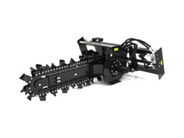 T9B Hydraulic Side Shift - Trenchers