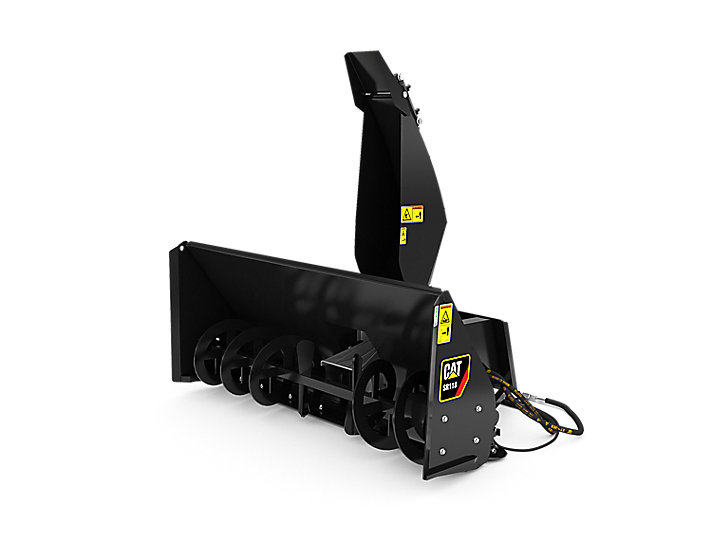 Cat | Snow Blowers for Skid Steers, Wheel Loaders, and Compact