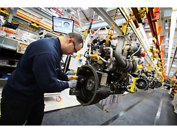Consistent global manufacturing