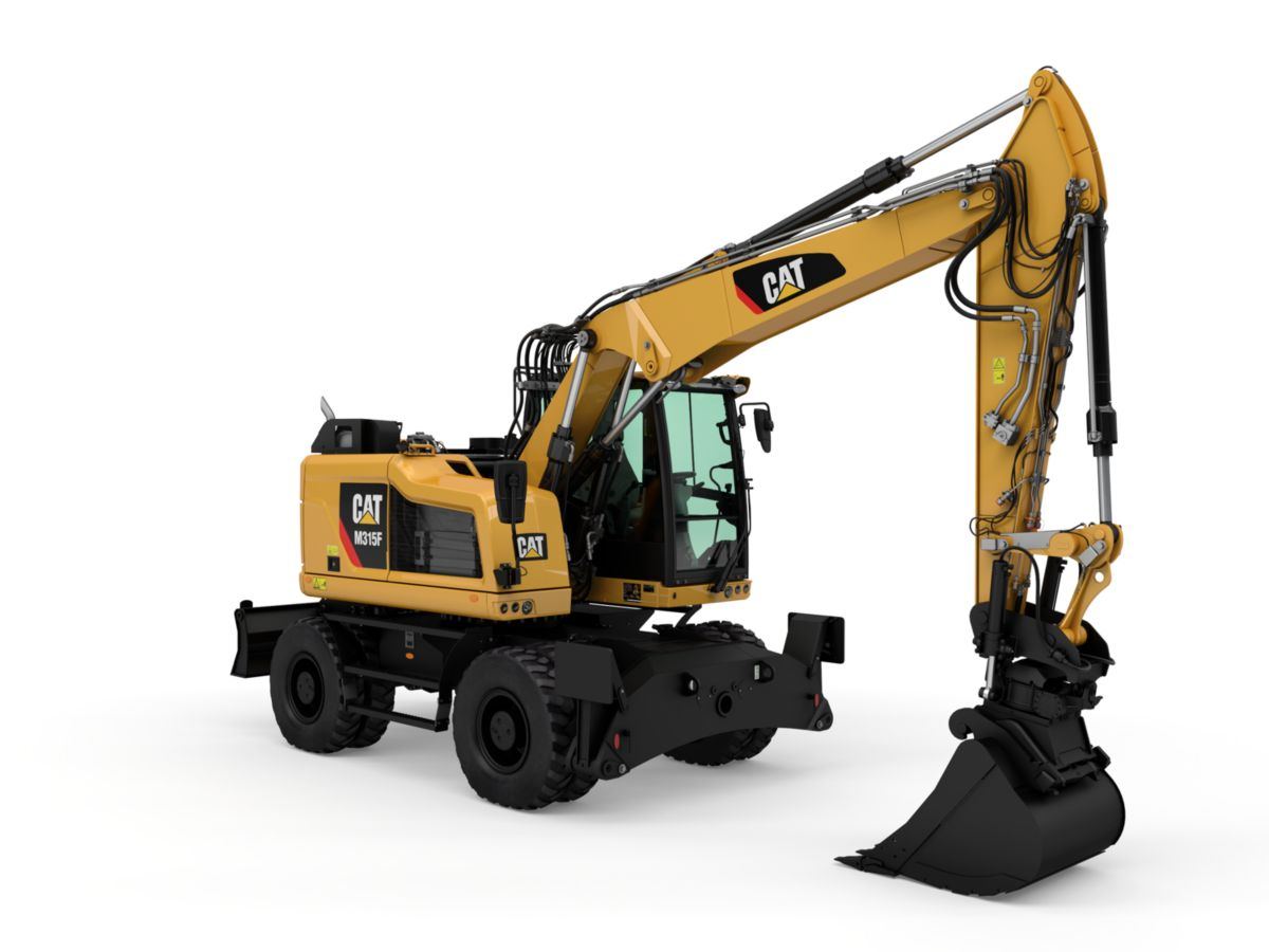 M315F Wheeled Excavator>