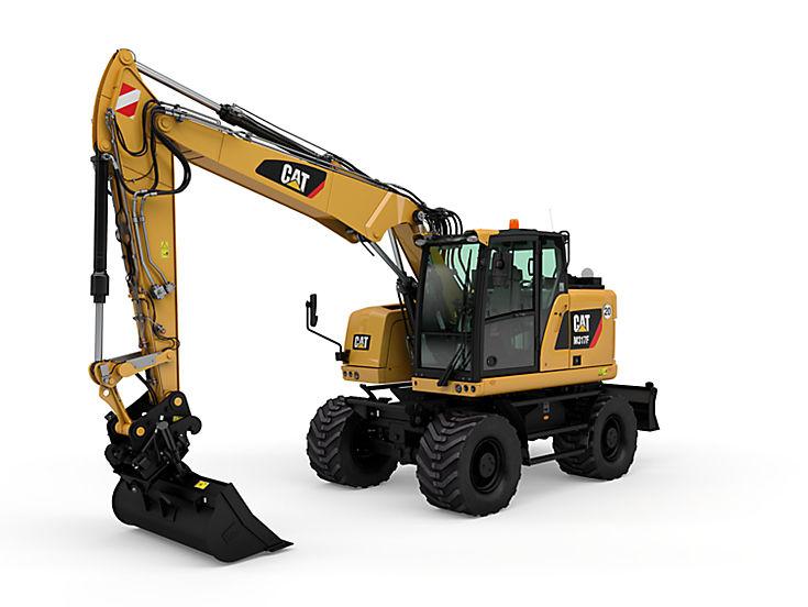 Excavators - M317F (2017)
