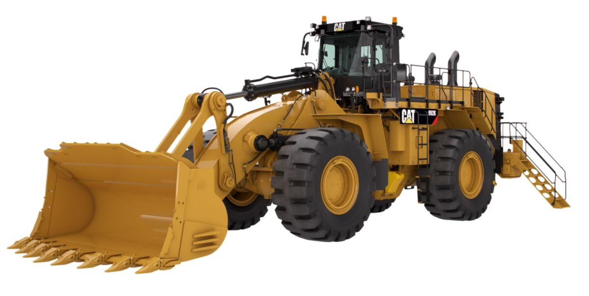 992K Wheel Loaders