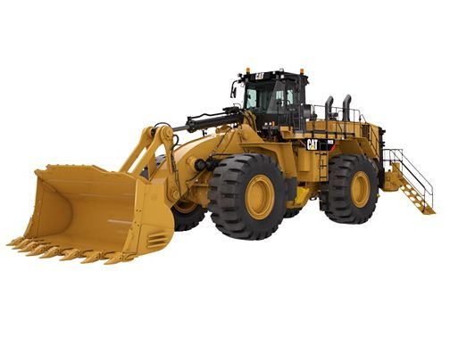 992K - Large Wheel Loaders