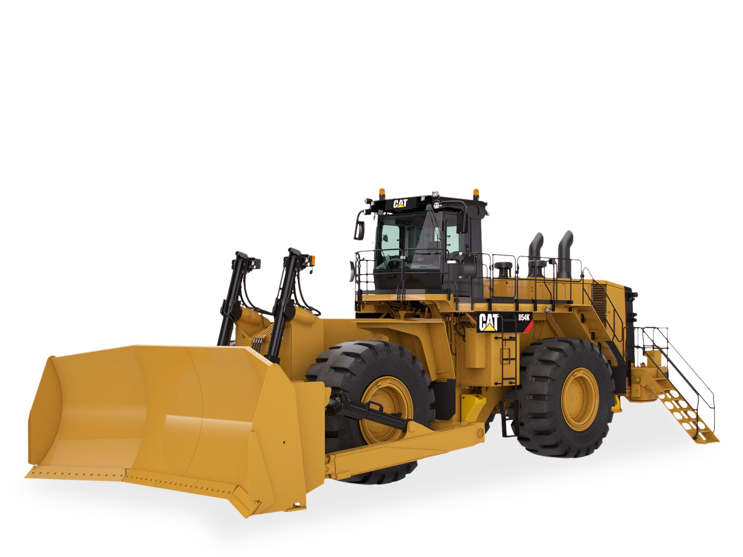 product-854K Wheel Dozer