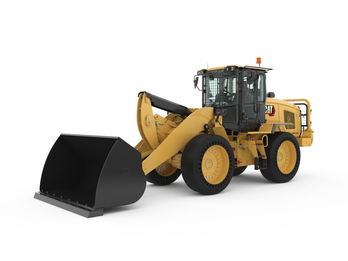 930M Waste Handler Small Wheel Loader