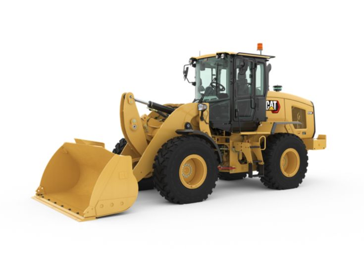Small Wheel Loaders - 926M Aggregate Handler