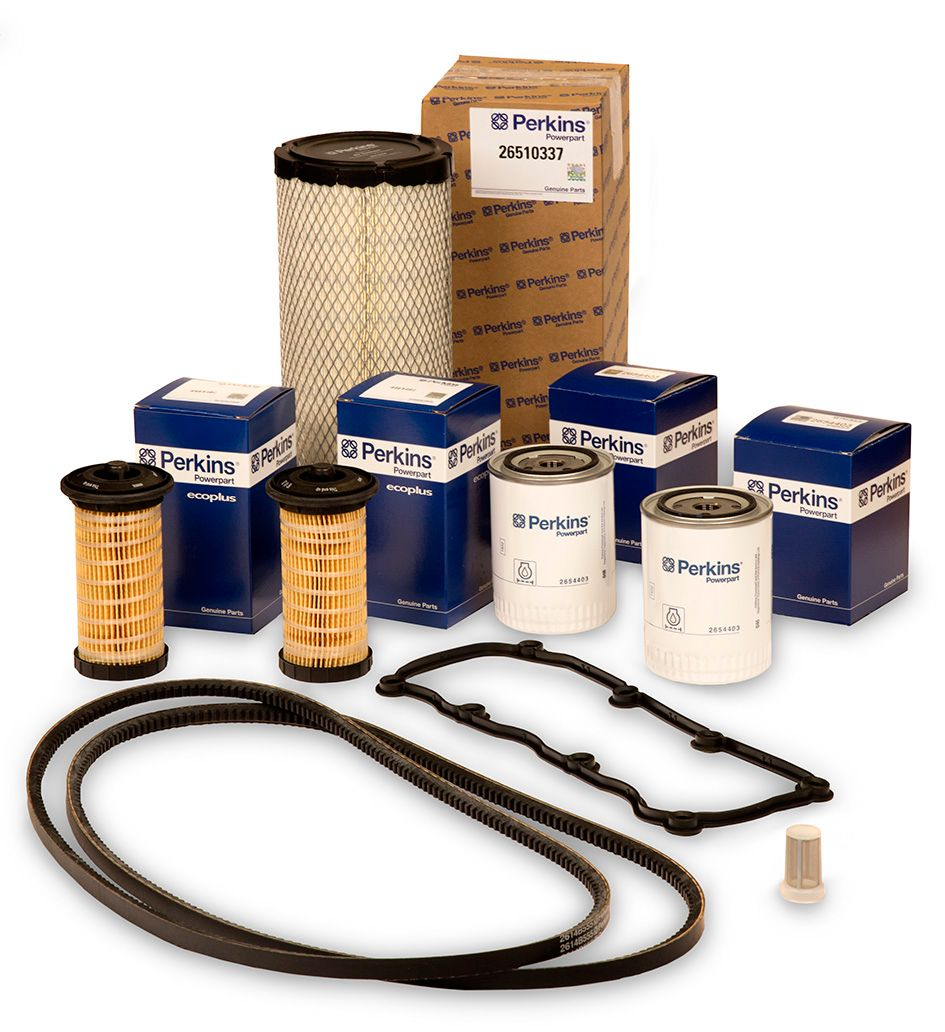 Electric power service kits