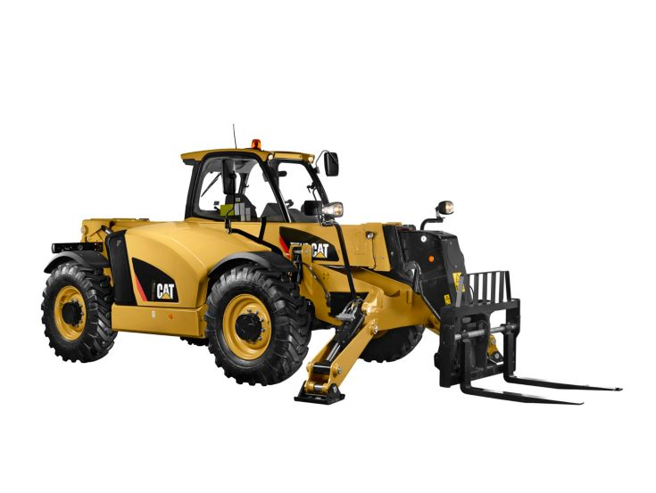 Skid Steer and Compact Track Loaders - TH514D