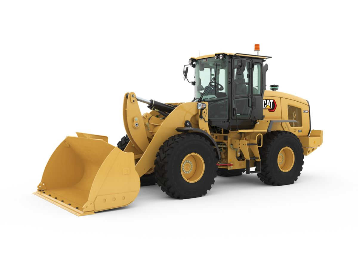 930M Aggregate Handler Small Wheel Loader
