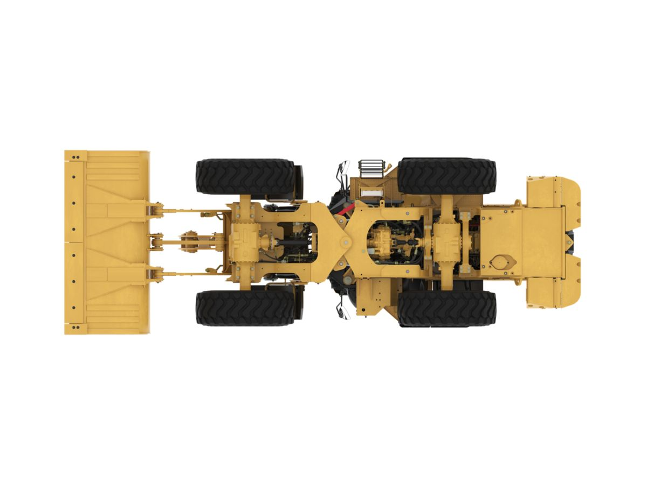 Small Wheel Loaders 930M Aggregate Handler
